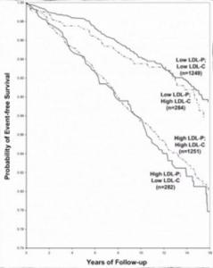 Herzkreislaufkrankheiten LDL